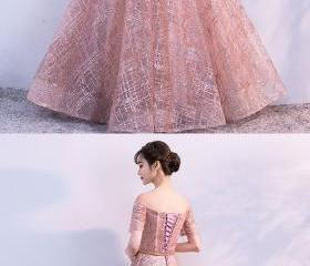 Beautiful tulle long..