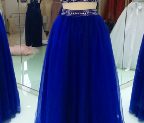 Modest Royal Blue Pr..