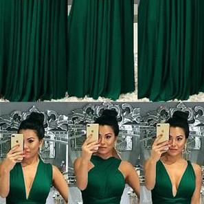Emerald Green Bridesmaid Dresses,Mixed Style Bridesmaid Dresses,Long Bridesmaid Dresses,Convertible Bridesmaid Gowns,bridesmaid dress